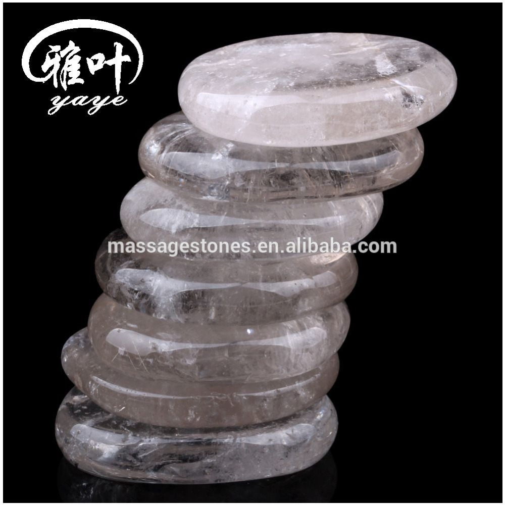 Natural Clear Quartz Crystal Stones for Sale