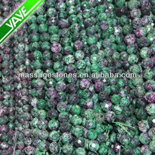 Wholesale Nice Black Loose Gemstones Jade 6 mm Mixed Reiki Beads