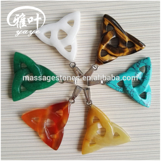 Stones Charms Pendants for Women