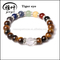 8mm natural gemstone beads bracelet