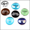 Wholesale Engraved Inspirational Colorful Glass Beads Stone for Gift