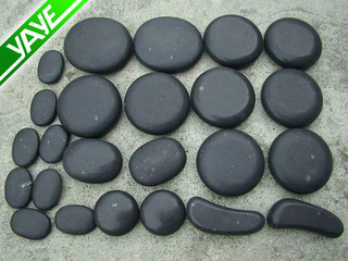Basalt SPA hot stones for massage
