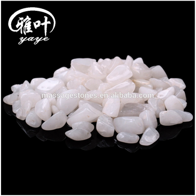 Natural Stones Chips/White Jade Stones Chips/Gemstones Chips