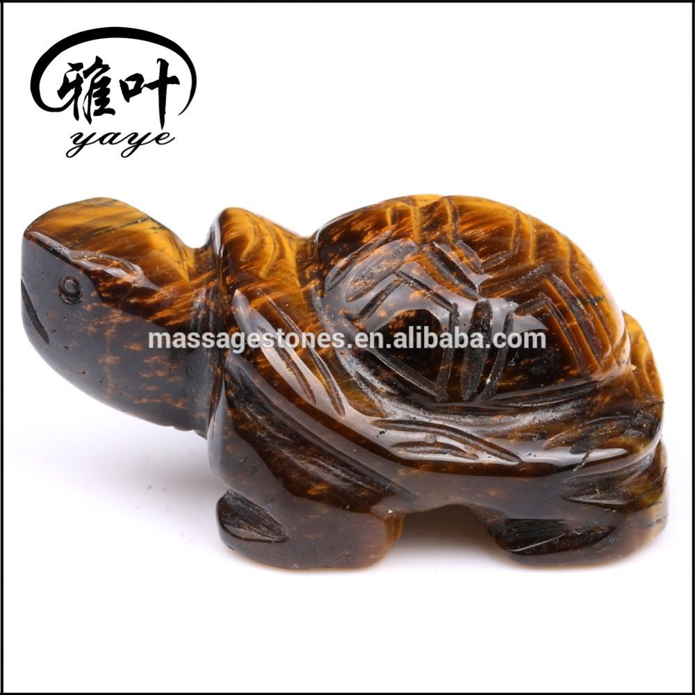 Wholesale 2'' semi precious handcrafts feng shui turtles, turtle sculptures