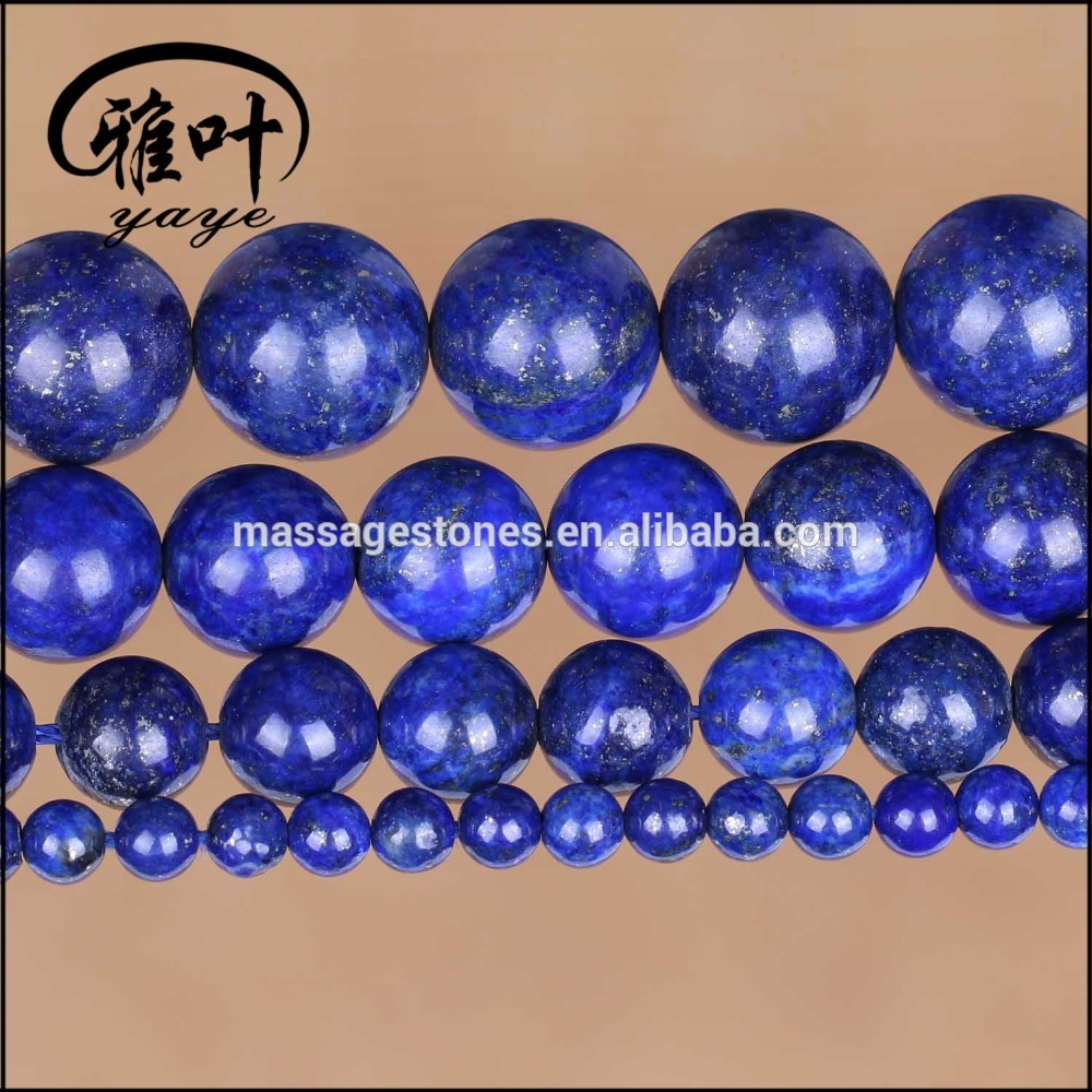 High Quality Natural Lapis Lazuli Loose Beads