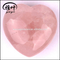 Wholesale Rose Quartz stone Engraved Reiki Healing Heart gemstone