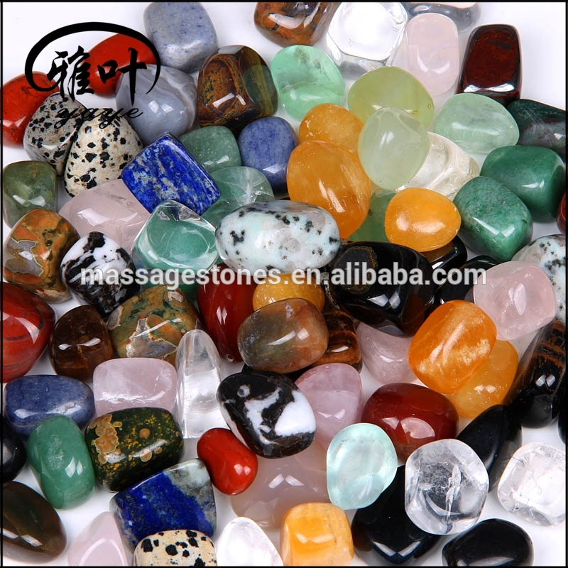 Bulk Assorted Natural Mix Gemstones Tumbled Stones