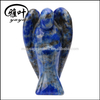 Lazurite Angel Carving lapis lazuli Winged Angel Statue