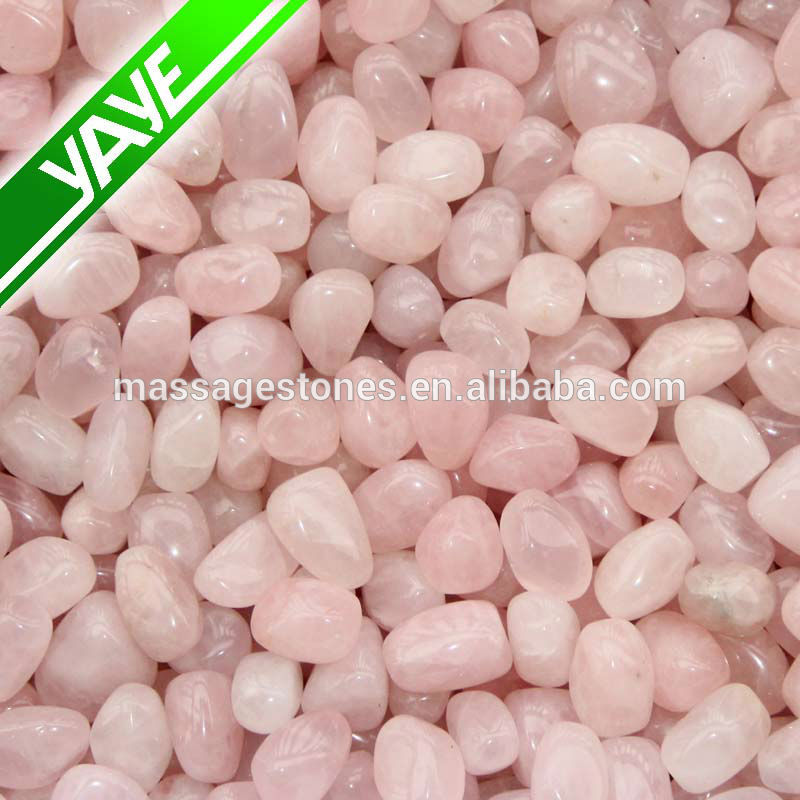 Wholesale Rose Quartz Reiki Tumbled Stones